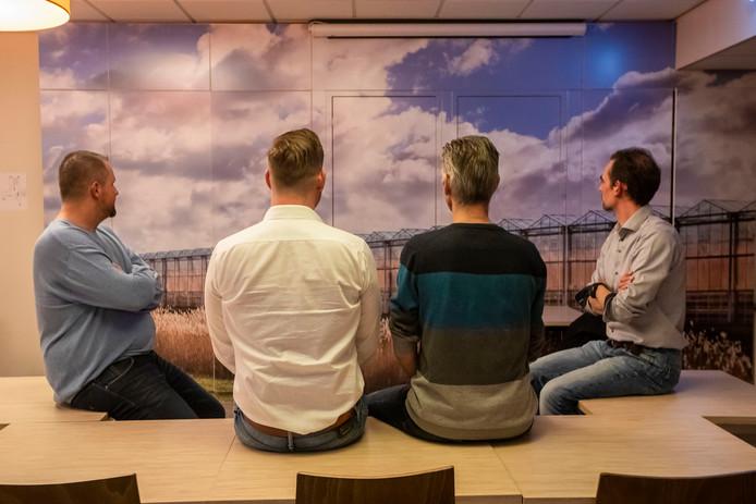 Er wordt tijdens de bijeenkomsten naar elkaar geluisterd, niet geoordeeld.