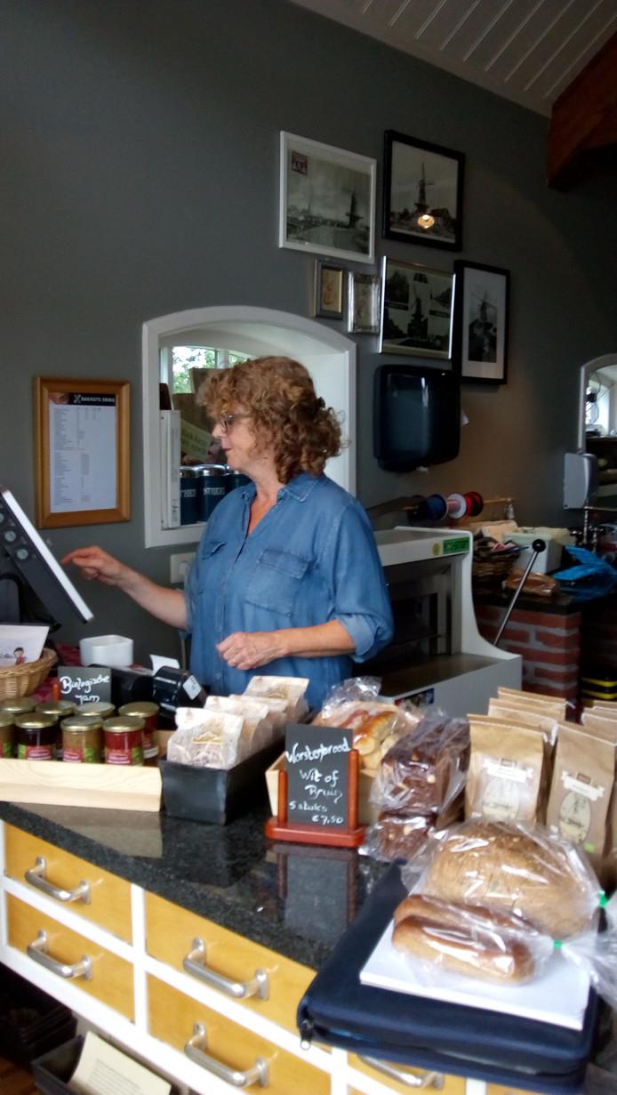 Broodwinkel van de Emmamolen
