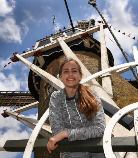 Hoe een tiener in de ban raakte van een molen: 'Vroeger gamede ik heel veel'