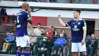 LIVE. Houdt Anderlecht z'n voorsprong vast in Kortrijk?