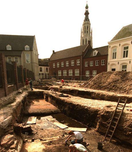 De grond van het Bredase Mastbos was van Thorn
