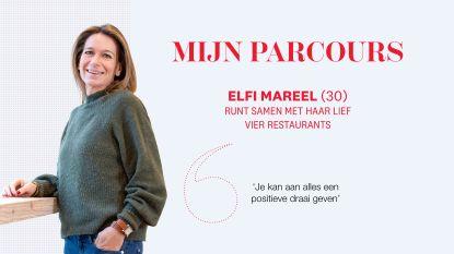 """Het hobbelige pad naar succes van Elfi Mareel die na de doodvan haar vader een gezonde takeaway startte: """"Je kan aan alles een positieve draai geven"""""""