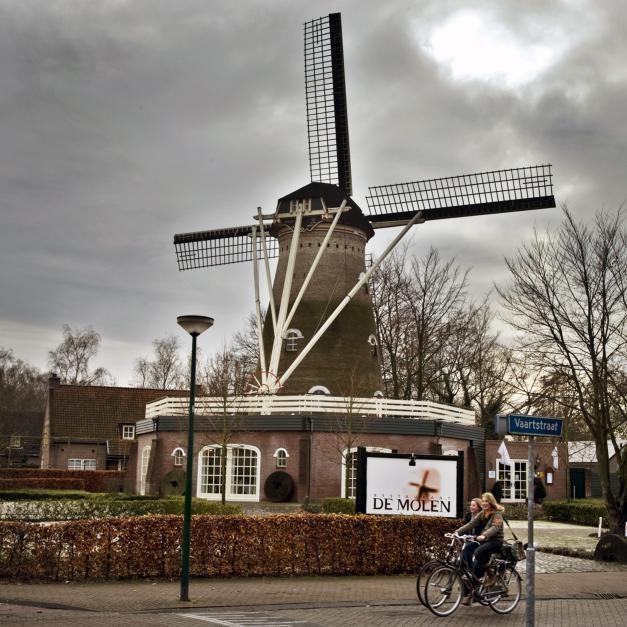 de molen kaatsheuvel houdt michelinster | foto | bd.nl