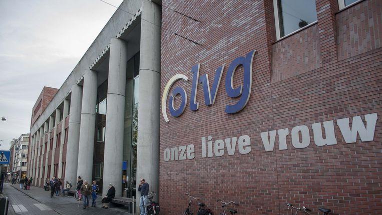 Het Onze Lieve Vrouwe Gasthuis (OLVG) in Amsterdam is het eerste ziekenhuis in Nederland waar hartoperaties met deze techniek uitgevoerd gaan worden Beeld Rink Hof