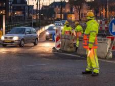 Het zit Woerden niet mee: Boerendijk langer dicht en extra kosten inzet verkeersregelaars