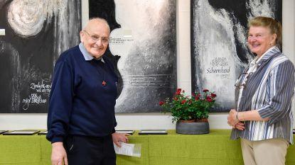 Kalligrafie om Reumafonds te steunen