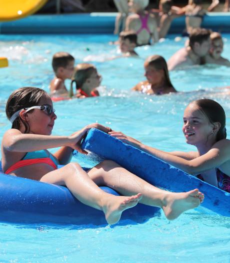 Openluchtzwembad in Heino komende zondag extra open