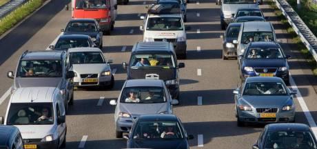 Ongeval op de A28 bij Nijkerk: verkeer richting Zwolle moet omrijden