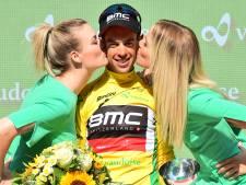 Kelderman duikelt van podium in Zwitserland, eindzege voor Porte