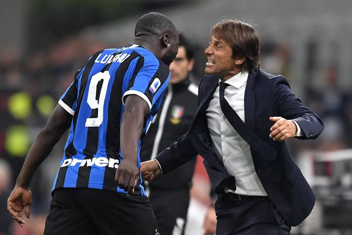 Romelu Lukaku gardera un très bon souvenir de son premier derby milanais. Le Diable rouge a contribué à la victoire 0-2 de l'Inter en inscrivant un but de la tête à la 78e minute.