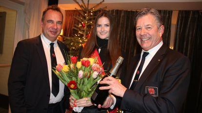 Miss België kandidate wordt bedankt 'namens heel Kuurne'