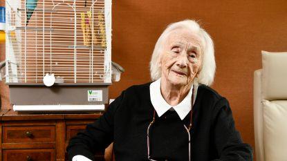 Oudste Belg overleden: Gentse Mariette Bouverne werd 111 jaar