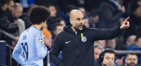 'Manchester City speelt volgend seizoen gewoon in de Champions League'