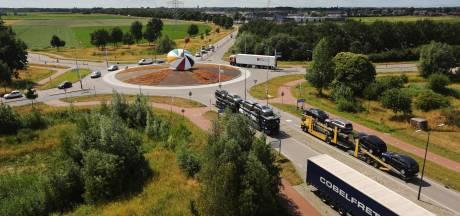 Aanpak Oosterhoutse Bromtol-rotonde naar voren gehaald