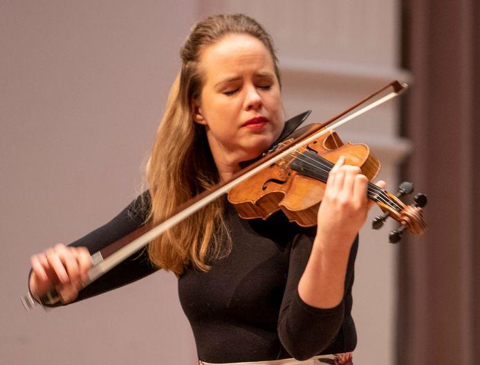 Lisa Jacobs, artistiek leider van Festival Middelburg.