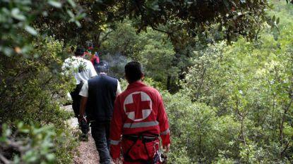 Schattenjacht in grot loopt fataal af voor vier Grieken