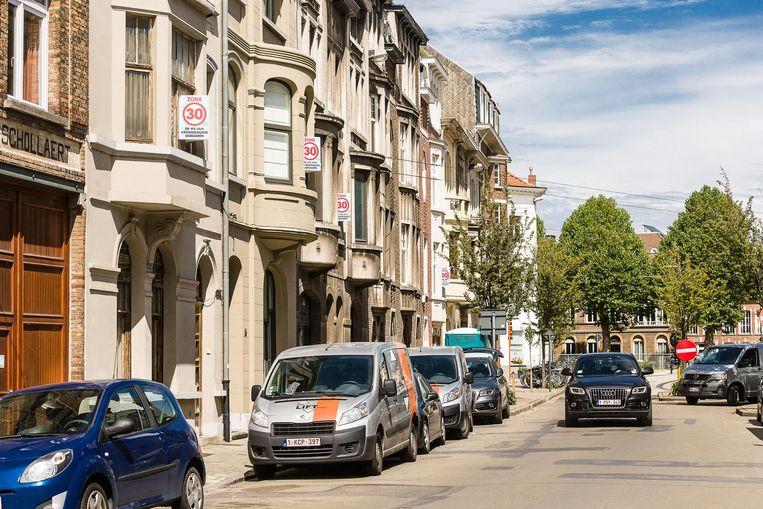 De verkeersdrukte in de Rozemarijnstraat zal worden aangepakt.