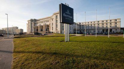 """Doorbraak in dossier Thermae Palace en Gaanderijen: """"Partner gevonden, tegen einde legislatuur willen we restauratie afronden"""""""