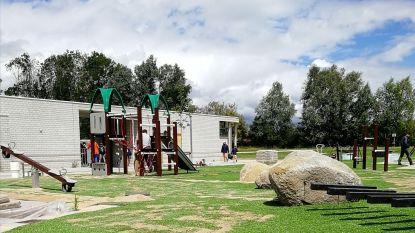 Stad installeert nieuw speelplein met picknickzone aan de Donk in Oudenaarde
