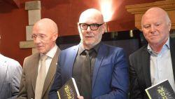 Filip Osselaer stelt boek 'De Muur' voor