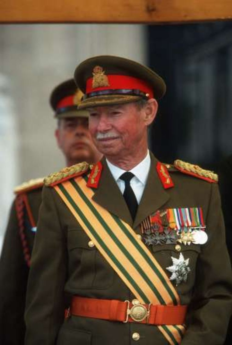 Groothertog Jean Opgenomen In Ziekenhuis Buitenland
