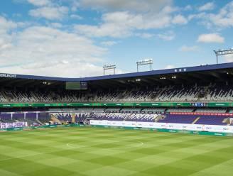 Stadion van Anderlecht wordt vanaf maart omgevormd tot vaccinatiecentrum