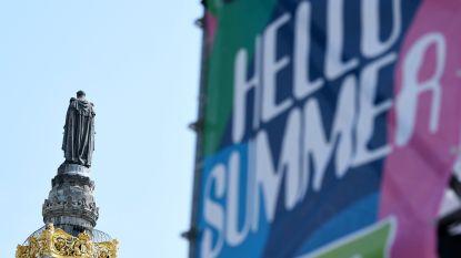 Hello Summer strijkt neer aan het Ambiorixsquare