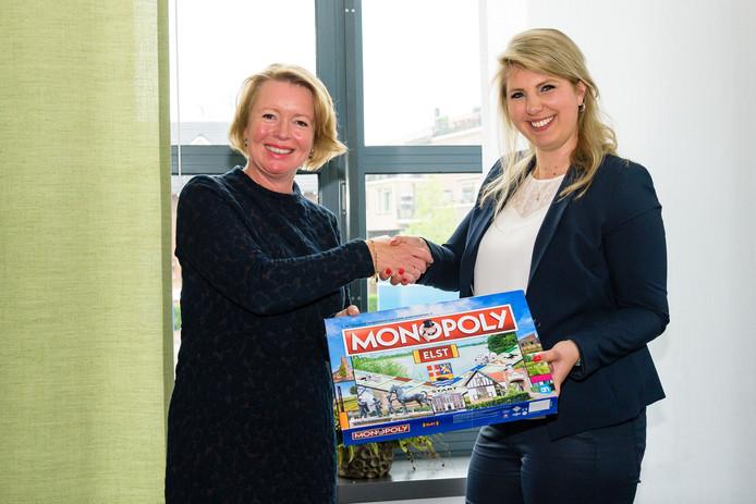 Elst heeft nu een eigen versie van Monopoly.