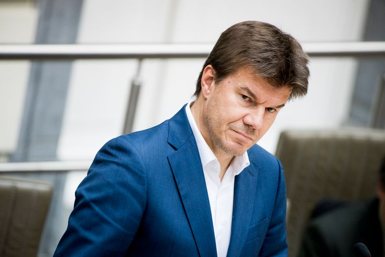 Vlaams minister van Media Sven Gatz (Open Vld).