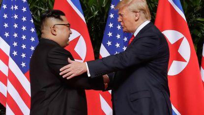 Trump stuurt Kim Jong-un verjaardagskaart, maar dat is geen reden voor dialoog tussen Noord-Korea en VS