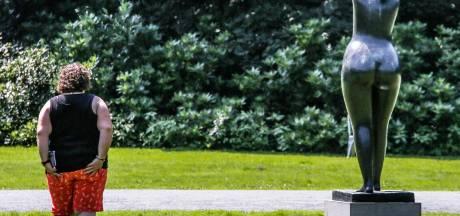 Begeleide wandeling gidst je langs kunstwerken Rodin en Panamarenko in Middelheimpark