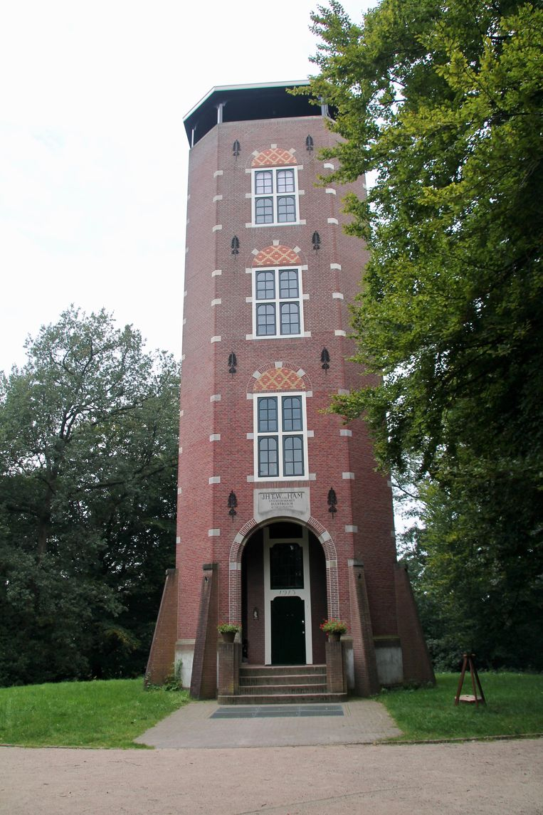 Uitkijktoren De Koepel. Beeld Van Doorn Flip