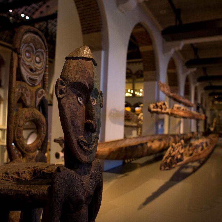 Het Tropenmuseum Beeld Rink Hof