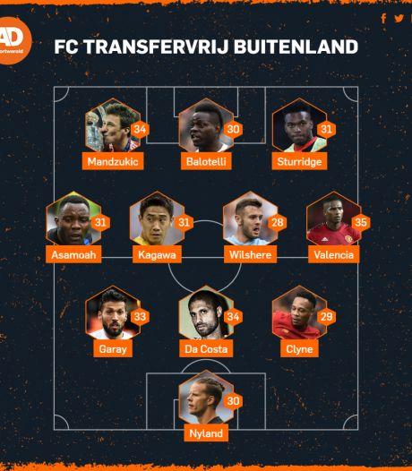 FC Transfervrij: deze voormalig topspelers zijn nog gratis op te halen