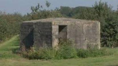 Erfgoedlezing over bunkers van WOI