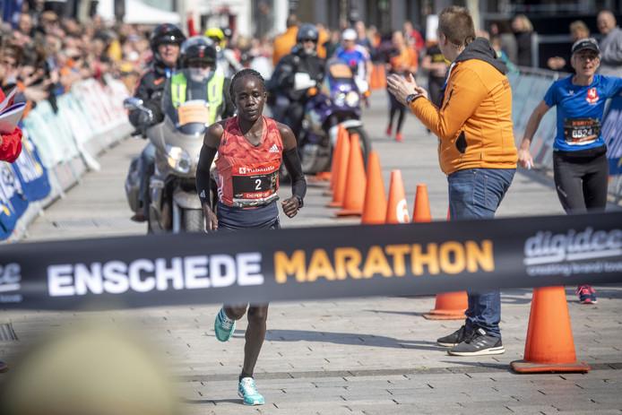 De Enschede Marathon is beloond met de toekenning van de bronzen status van de IAAF.