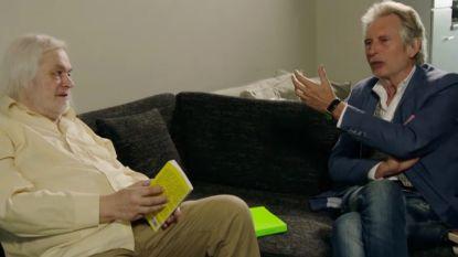 PREVIEW. Paul Jambers keert terug naar Jean-Pierre Van Rossem (en hij is het interviewen nog niet verleerd)