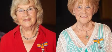 Twee lintjes bij jubileum en afscheid van vrouwengilde Boekel