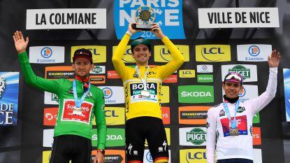 Het coronaprotocol van de UCI: met mondmasker op het podium en een 'Covid-19-coördinator'