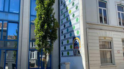 Nieuwe invulling voor bekende graffitimuur in Papegaaistraat