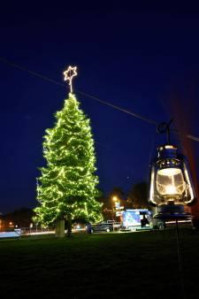 Annet start petitie tegen wegbezuinigen kerstbomen in Berkelland: 'De gemeente laat ons letterlijk in de kou staan'
