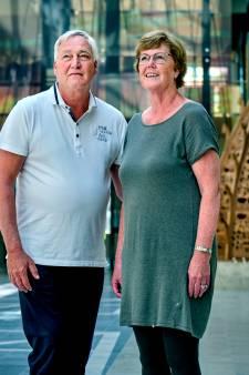 'Zorgechtpaar' Wil en Rob zorgde voor warmte in het ASz: 'Het is een ongelofelijk gekke tijd om weg te gaan'
