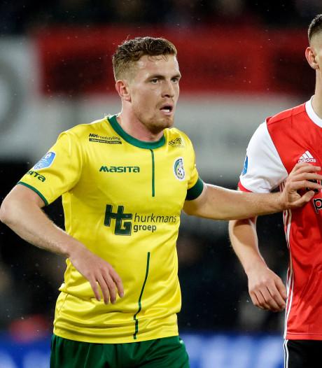 FC Groningen hengelt Fortuna-aanvoerder Dammers binnen