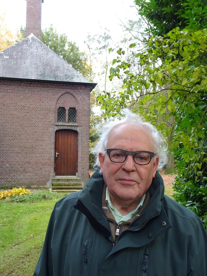 Martien Bressers, passie voor de kerk en de natuur.