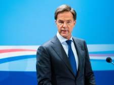 Rutte: 'Hard ingrijpen is nodig'