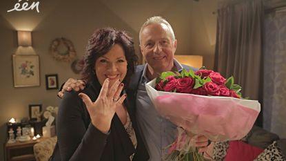 Rosa en Steven zorgen straks voor het 25ste huwelijk in 'Thuis'. Maar wie ging hen alweer vooraf?