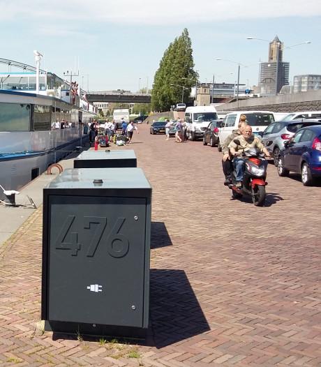 Binnenvaart in Arnhem wordt schoner na verbod op gebruik dieselgeneratoren