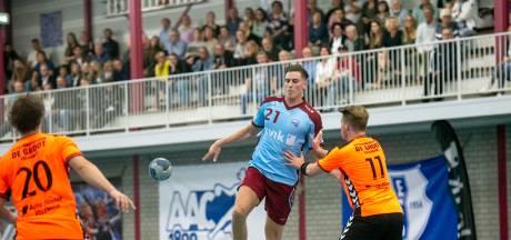 Handballers DFS Arnhem openen met ruime zege in de eredivisie