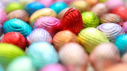 Chocolade van paaseizoektocht verdeeld over voedselpakketten