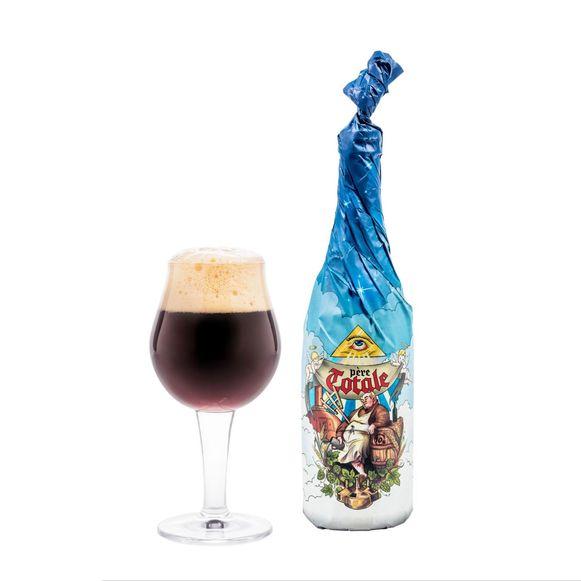 Het 'Père Totale'-kersbier van brouwer Bart De Wolf van Basanina uit Smetlede viel in Londen in de prijzen.